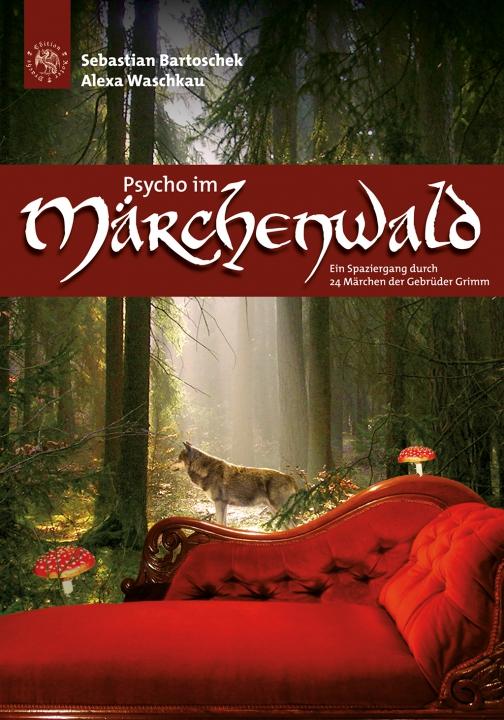 Cover Psycho im Märchenwald